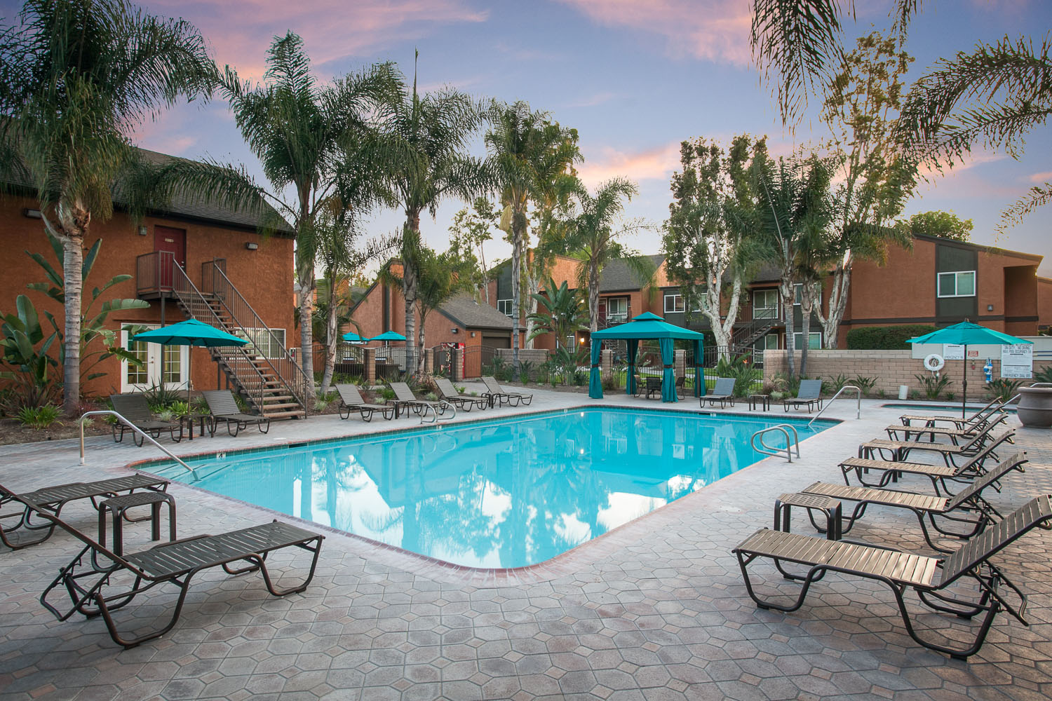 Highland Pinetree Apartments in Fullerton, CA - uCribs