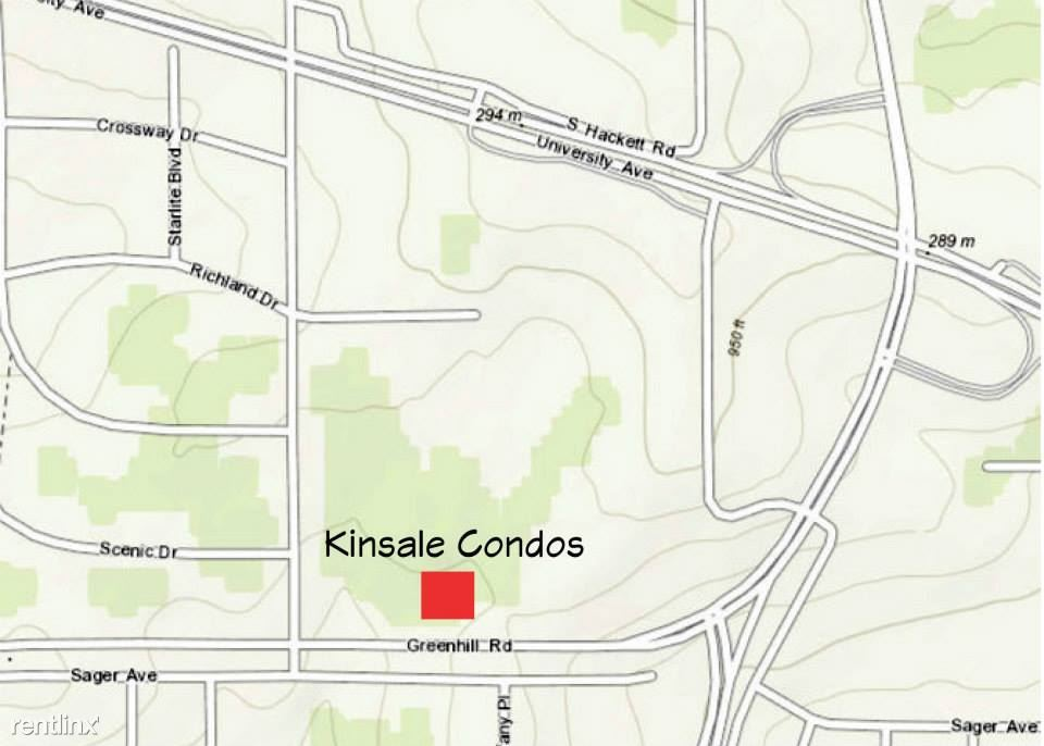 Kinsale Condominiums Ucribs