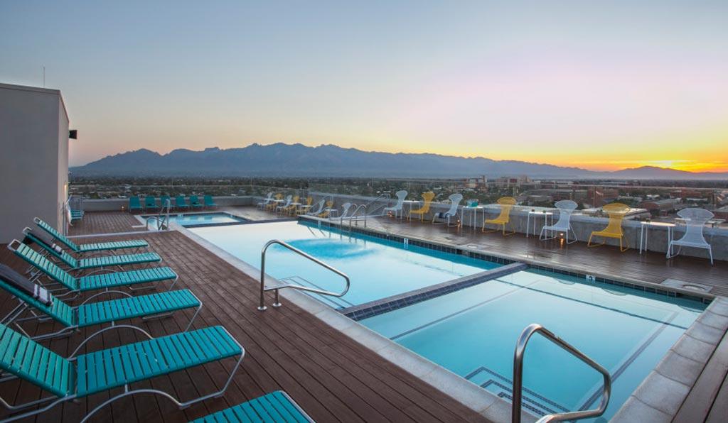 March Spotlight: Level Apartments, Tucson, AZ - uCribs