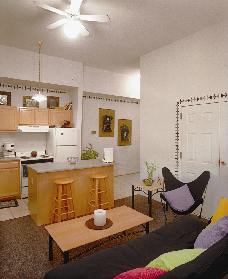 Furnished Apartments Near Vcu: Coliseum Lofts