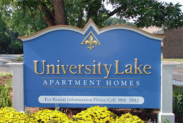 University Lake Ucribs