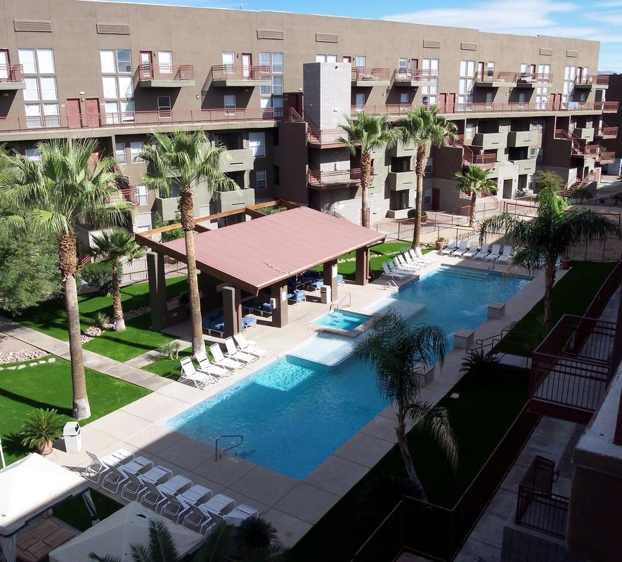 Seasons Apartments: The Seasons Apartments