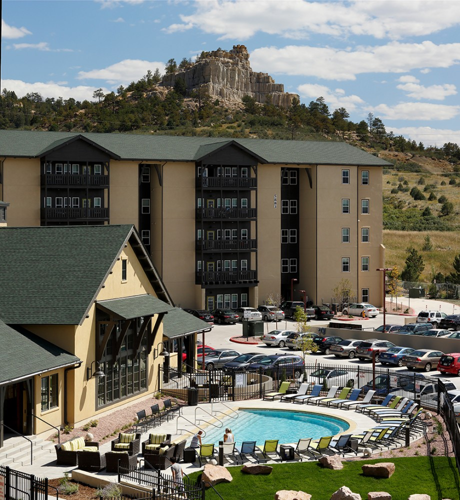 Colorado Springs Shooting Uccs: The Lodges Of Colorado Springs