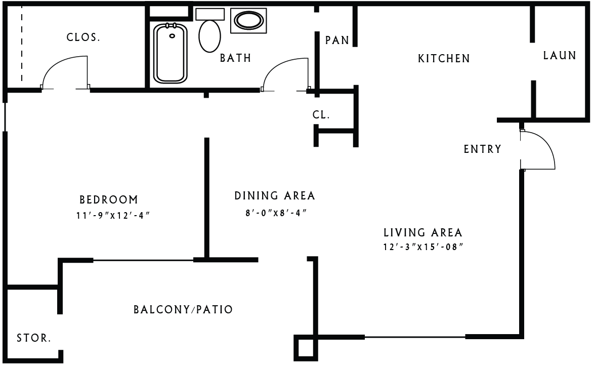 Bradford Place Apartments - uCribs