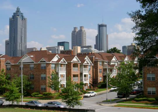 Centennial Place Apartments Atlanta Ga