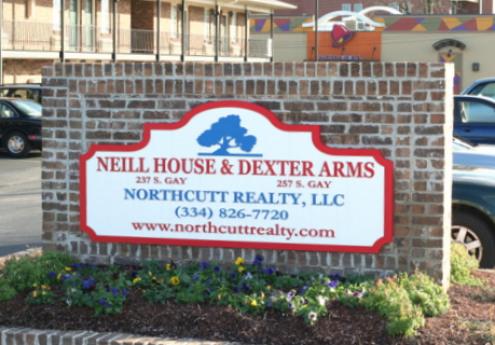 Previous. Neill House Apartments 237 South Gay Street  Auburn  AL  36830