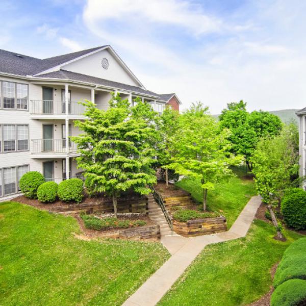 Apartments In Blacksburg Va: University Terrace Condos
