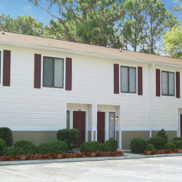 Mill Creek Apartments Wilmington Nc: Camden Forest Townhomes