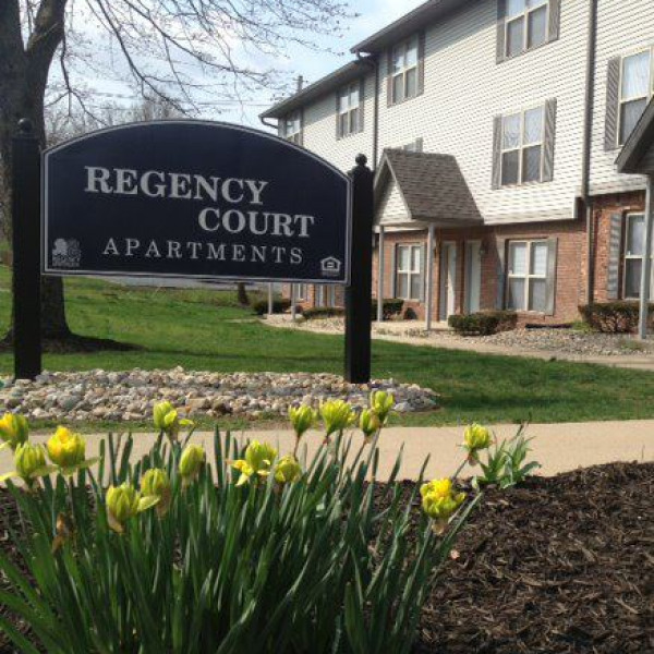 The Courts Apartments: Hillside Terrace Apartments