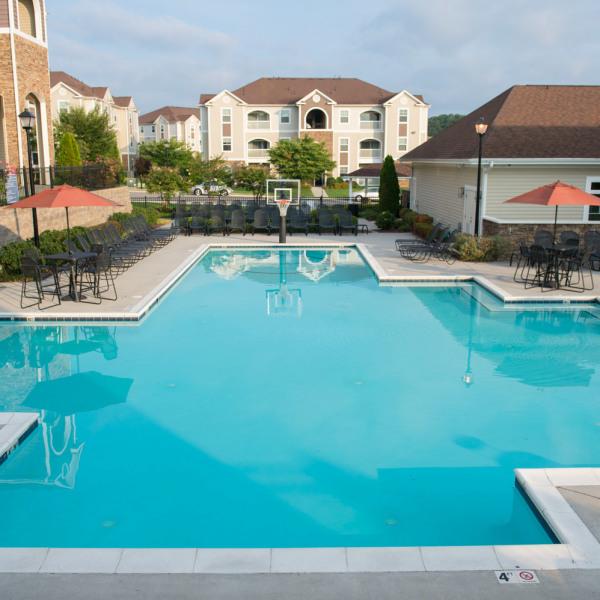 Chestnut Ridge Apartments: Charleston Townes