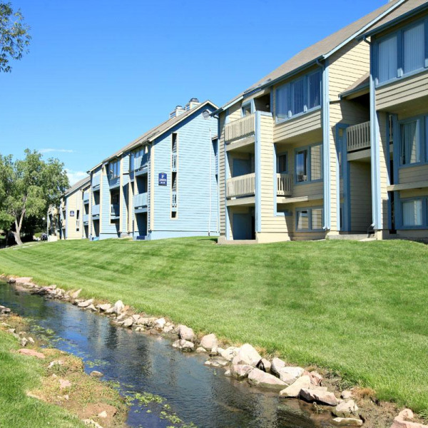 Stone Ridge Apartments Colorado Springs: Blue Ridge Apartments