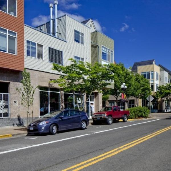 Western Ridge Apartments: Jade West Apartments